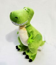 "REX Toy Story 2 Plush 13"" Disney Store Stuffed Toy Dinosaur"