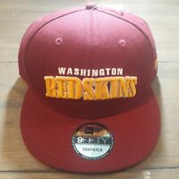 Washington Redskins New Era 9Fifty Snapback Adjustable Hat
