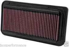 KN AIR FILTER REPLACEMENT FOR SCION tC L4-2.4L F/I; 2005-2006