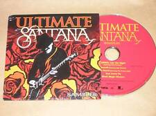 CD PROMO 5 TITRES / SANTANA / ULTIMATE SANTANA / TBE