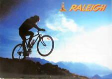 1999 RALEIGH ET BIANCHI VELO TOURISME ET COURSE TARIF CATALOGUE CYCLE
