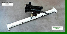 Acinecity PRO. 82CM Camera Slider for CANON NIKON SONY JVC PANASONIC BMCC 4k etc