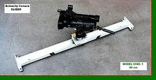 Acinecity PRO. 82CM Camera Slider for CANON NIKON SONY JVC PANASONIC BMCC 4k etc
