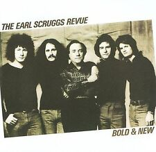 Bold & New by Earl Scruggs (CD, Nov-2009, Wounded Bird)