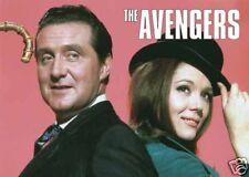 Avengers (Steed & Emma Peel) fridge magnet   (sd)