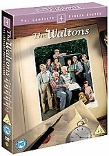 The Waltons - Series 4 - Complete (DVD, 2007, 5-Disc Set, Box Set)