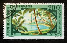 Briefmarke neues Caledonia/New Caledonia - YT Luft Nr.97 gestempelt (Cyn24)