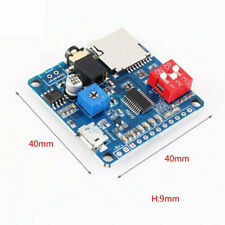 MP3 Player Voice Playback Module I/O Trigger UART Control SD/TF Card For Arduino