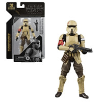 Star Wars The Black Series Archive Shoretrooper 6-Inch Action Figure New In Hand