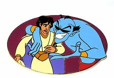 RARE New LE 100 Disney Auctions Pin✿Aladdin Genie Robin Williams Jack Nicholson
