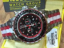 12779 Invicta Reserve 52mm Subaqua Speciality Titanium/Ceramic Bracelet Watch