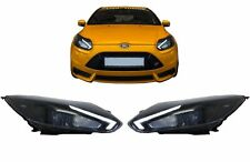 Faros LED Osram Ford Focus III Mk3 10-14 Headlight Luz Xenon Upgrade OEM Halogen