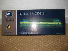NMJ 90404 Spur H0 Diesellokomotive Serie 5407 NOHAB /S655