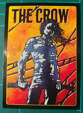 Kitchen Sink Trading Card The Crow  #7of10 1996