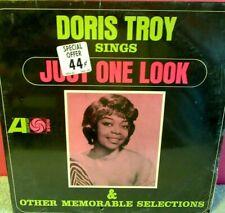 "DORIS TROY~JUST ONE LOOK~""SEALED-SHRINK""~U.S.1st Press 1962 ATL-8088~LP!!!"