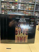 Aretha Franklin LP Young Gifted Und Black Versiegelt 2021 Yellow Vinyl
