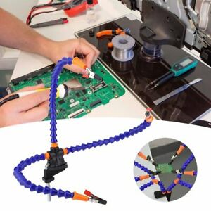 Soldering Helping Hands Soldering Station Iron Accessories Kit With Flexible
