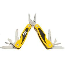 Caterpillar C5020Cp Mini 13 Function Yellow Handle Multi Purpose Tool