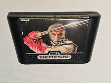 The Revenge of Shinobi (Sega Genesis) Game Cartridge Vr Nice!