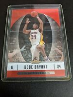 2006-07 Topps Finest KOBE BRYANT #25 Red Los Angeles Lakers