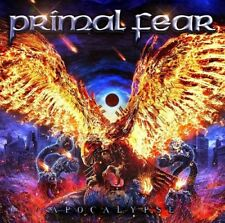 Primal Fear - Apocalypse [New CD] With DVD, Deluxe Ed