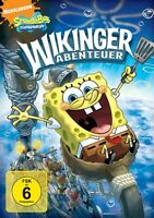 SPONGEBOB SCHWAMMKOPF: V17 WIKINGER-ABENTEUER   DVD NEU