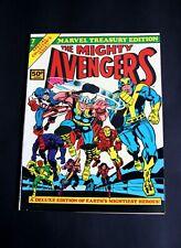 The Mighty Avengers Vol.1. No.7.1975 - Marvel Treasury Edition.