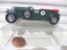 "Matchbox 1968 Yesteryear Y5 Green 1929 4.5 Litre Bentley #3 Decals ""C"" BasePlate"