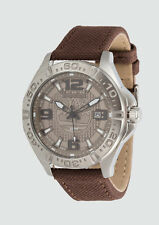 Timberland WALLACE Watch - Brown-Silver