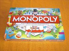 Neu OVP Monopoly Kinder Überraschung - Sonderedition Kinderüberraschung - Kult !