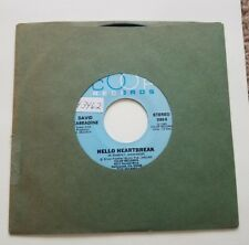 DAVID CARRADINE Kung Fu Kill Bill RARE 45 RPM Funk Soul