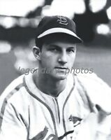 1941 Stan Musial Rookie Portrait Conlon Photo Produced From Original Negative