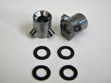 Holley QFT AED CCS Accelerator Pump Discharge Nozzles 121-137  .037