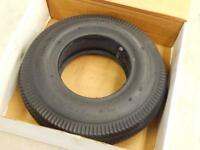 Transmaster 55A47A2-3, 4.10/3.50-6, 2530-01-294-3044 Tubeless Tire & Tube