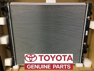 Genuine Toyota 4Runner 2003 - 2009 4.7L V8 Radiator Assembly w/ Cap  OE OEM