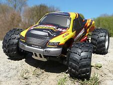 RC MONSTER BUGGY TRUGGY ca.50 Km/h ALLRAD in 1:18 mit LIPO AKKU             7070