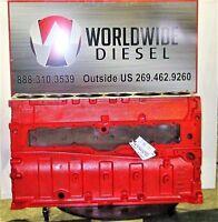 Cummins ISX EGR Diesel Engine Block, Casting #: 4089161. *REMANUFACTURED*