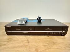Samsung DVD-VR330 DVD Player Recorder VHS VCR Combo with remote*TESTED*