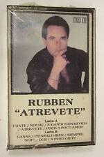 Rubben Atrevete Sonotone records (Audio Cassette Sealed)