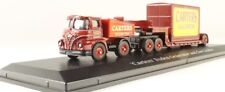 Carters Foden Tow Truck and Trailer - Scale 1:76