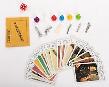Clue Board Game Replacement Pieces and Parts 1972-1979 - Choose What You Need