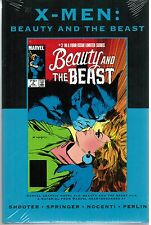Marvel Premiere Classic Vol 98 X-men Beauty and The Beast HC Factory
