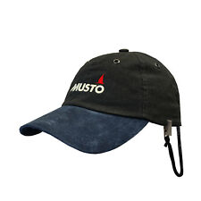 Musto Evolution Original Crew Cap - Black