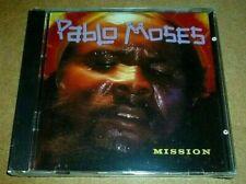 Pablo Moses - Mission / CD / 1995 / OVP Sealed / RAS Records / Reggae