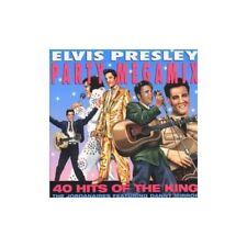 Elvis Presley - Elvis Presley Party Megamix - Elvis Presley CD CNVG The Cheap