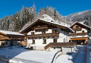 Ski Holiday apartment in the Austrian Alps, Salzburg, one week for 4 people