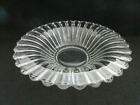 "Heisey Crystolite (#1503) 10"" Flared Floral Bowl"