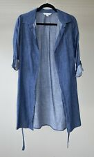 Colorado Chambray denim shirt dress  - Size 8