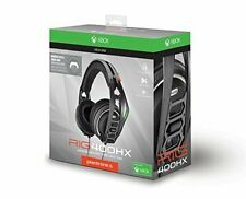 Plantronics RIG 400HX Fone de Ouvido para Jogos Estéreo com Fio para Xbox One Playstation 4 PS4