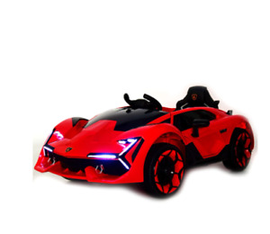 Kids Ride On Car Lamborghini aventador 12v electric car STATE OF THE ART!